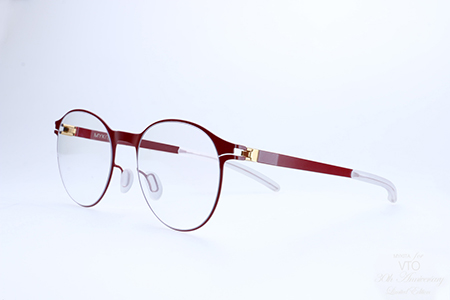 MYKITA Newton  方臉眼鏡推薦 必久戴眼鏡