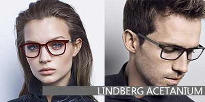 Lindberg Acetanium 醋酸纖維 必久戴眼鏡