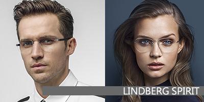 LINDBERG 無邊框眼鏡系列Spirit2000 必久戴眼鏡