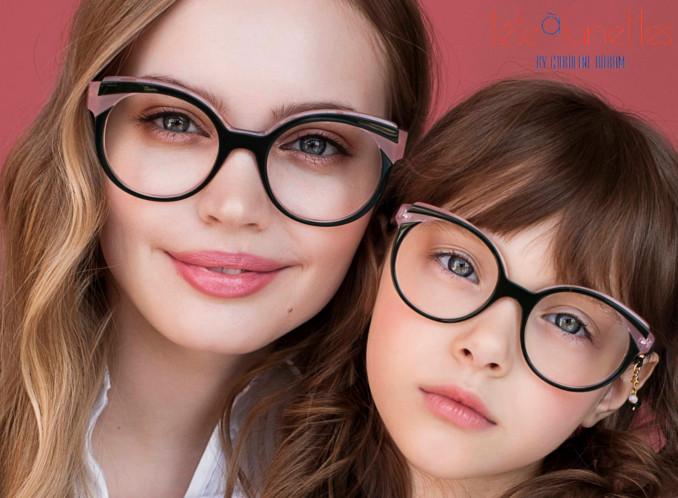 母女眼鏡 母女裝 親子搭配