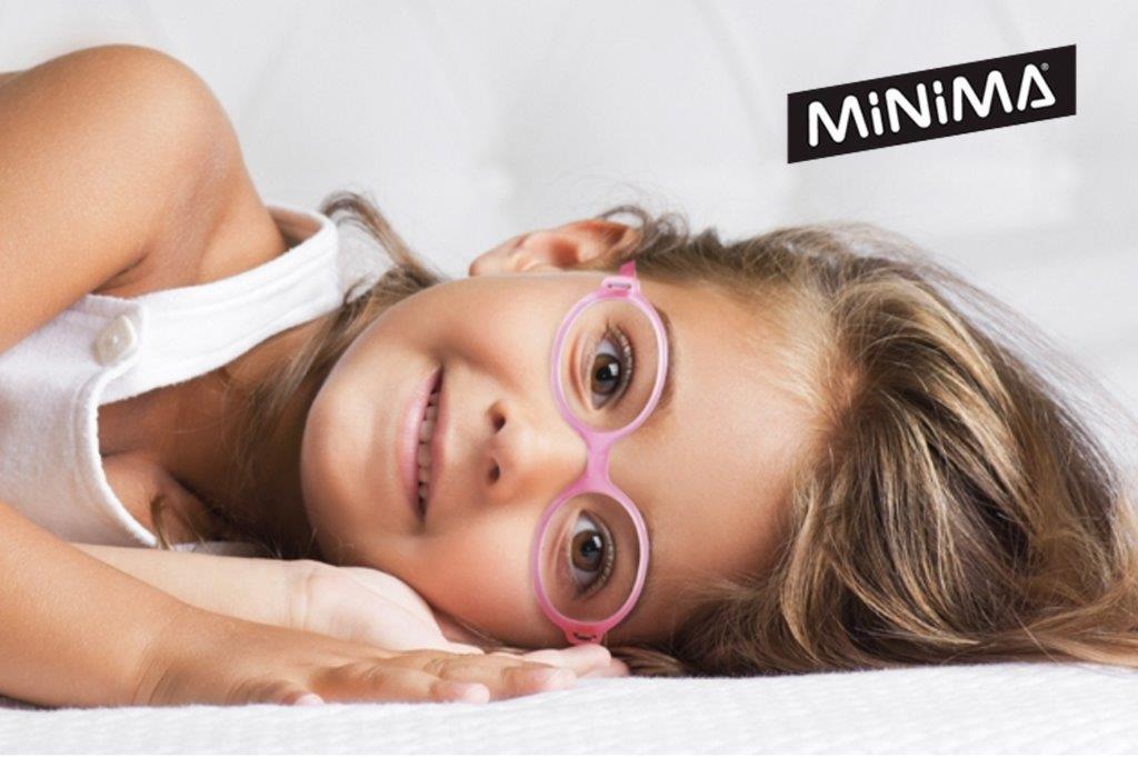 法國兒童眼鏡品牌 MINIMA